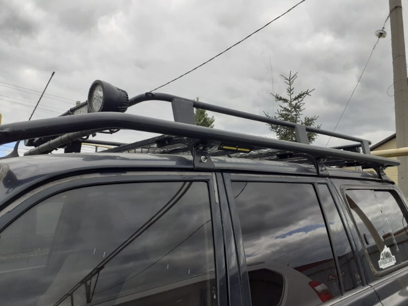 Багажник на крышу Toyota Land Cruiser 80 (б/у)