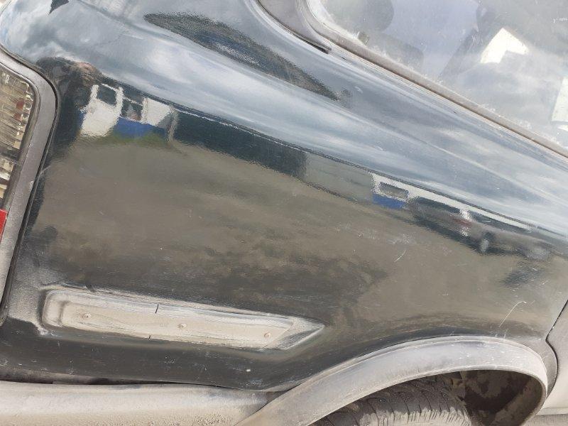 Крыло Toyota Land Cruiser 80 1HDT 1995 заднее правое (б/у)