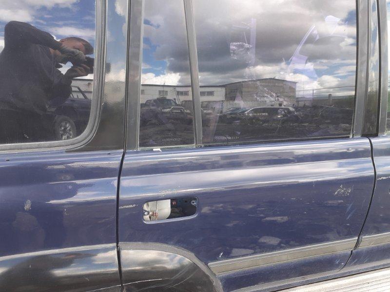 Дверь Toyota Land Cruiser 80 1995 задняя правая (б/у)