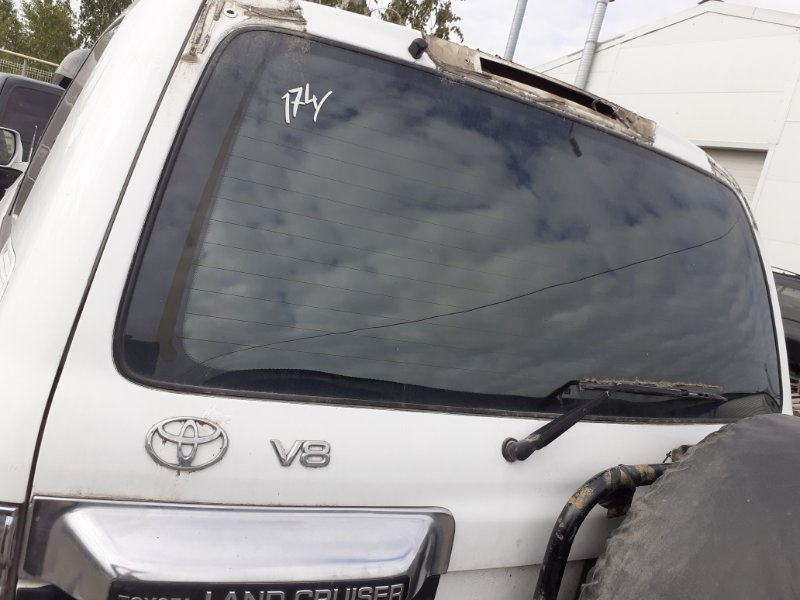 Дверь багажника Toyota Land Cruiser 100 (б/у)
