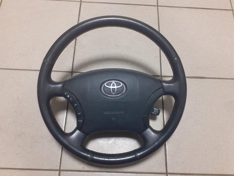 Руль Toyota Land Cruiser 100 2007 (б/у)