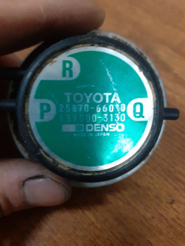 Клапан вакуумный Toyota Land Cruiser 80 1FZ (б/у)