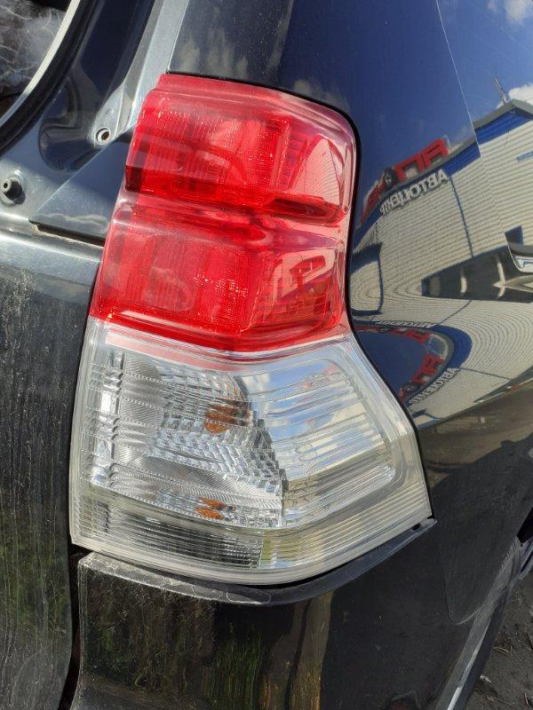 Фонарь задний Toyota Land Cruiser Prado 150 (б/у)