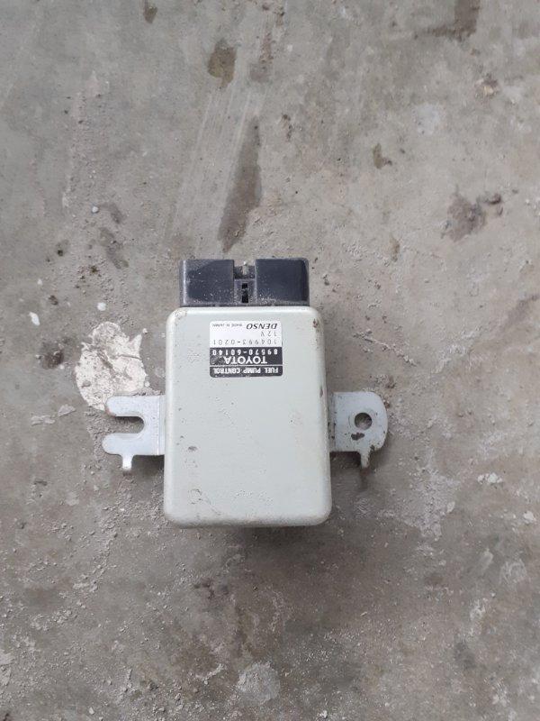 Блок управления топливным насосом Toyota Land Cruiser 100 2UZFE (б/у)