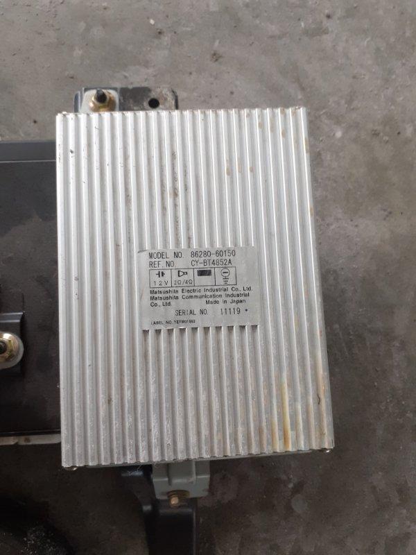 Усилитель акустической системы Toyota Land Cruiser 100 2UZFE (б/у)