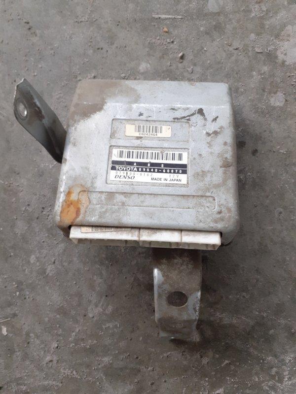 Блок управления abs Toyota Land Cruiser 100 2UZFE 2002 (б/у)