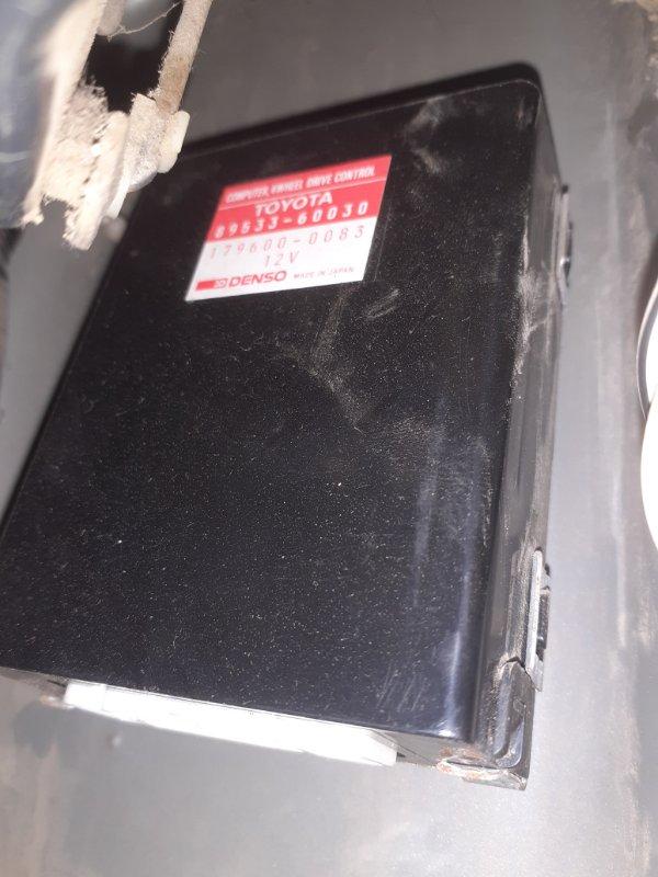 Блок управления полным приводом Toyota Land Cruiser 80 1FZF (б/у)