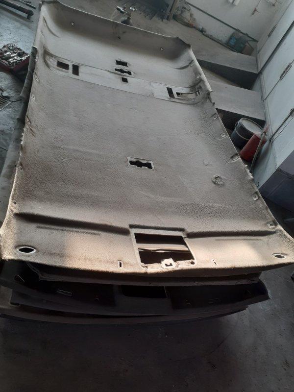 Обшивка потолка Toyota Land Cruiser 80 (б/у)
