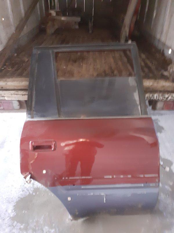 Дверь Toyota Land Cruiser 80 задняя правая (б/у)