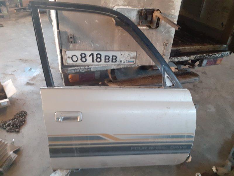 Дверь Toyota Land Cruiser 80 передняя правая (б/у)