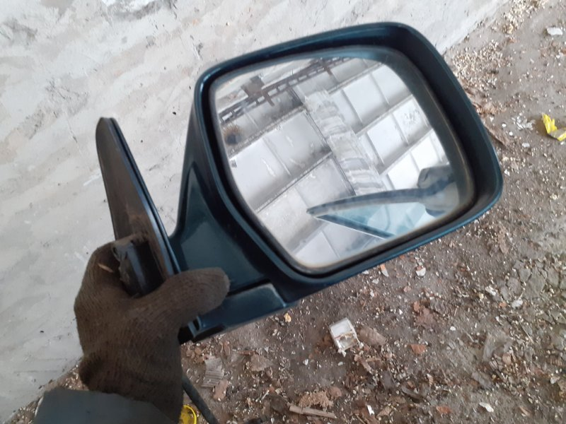 Зеркало заднего вида Toyota Land Cruiser 80 (б/у)