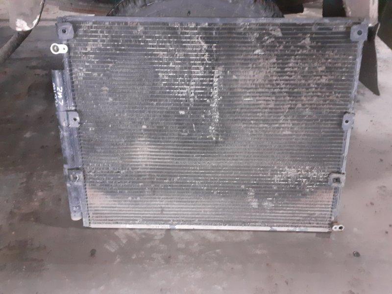 Радиатор кондиционера Toyota Land Cruiser 100 2UZFE 2005 (б/у)