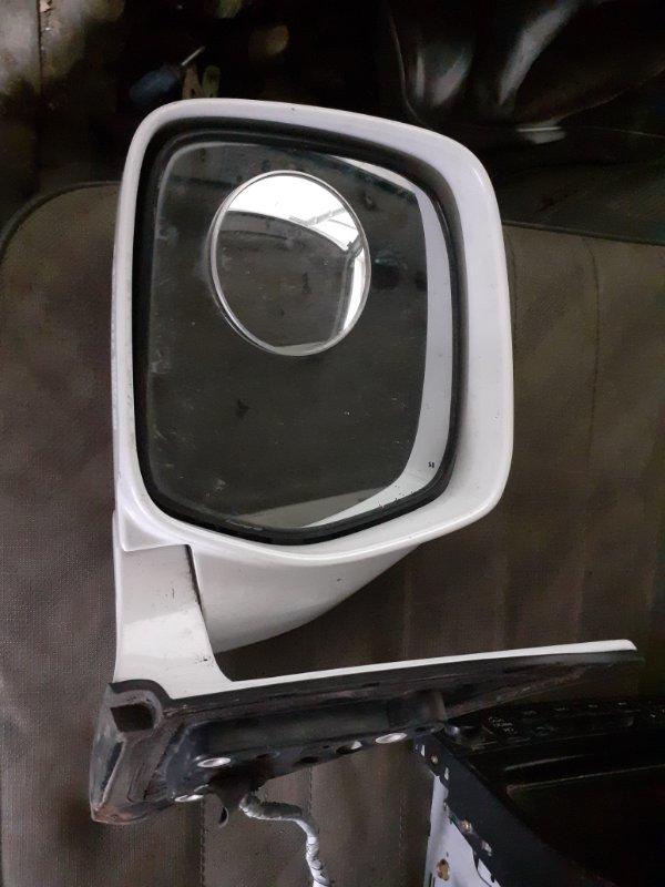 Зеркало заднего вида Toyota Land Cruiser 100 2005 переднее левое (б/у)