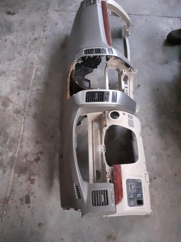 Торпедо комплект Toyota Land Cruiser Prado 120 1GRFE (б/у)