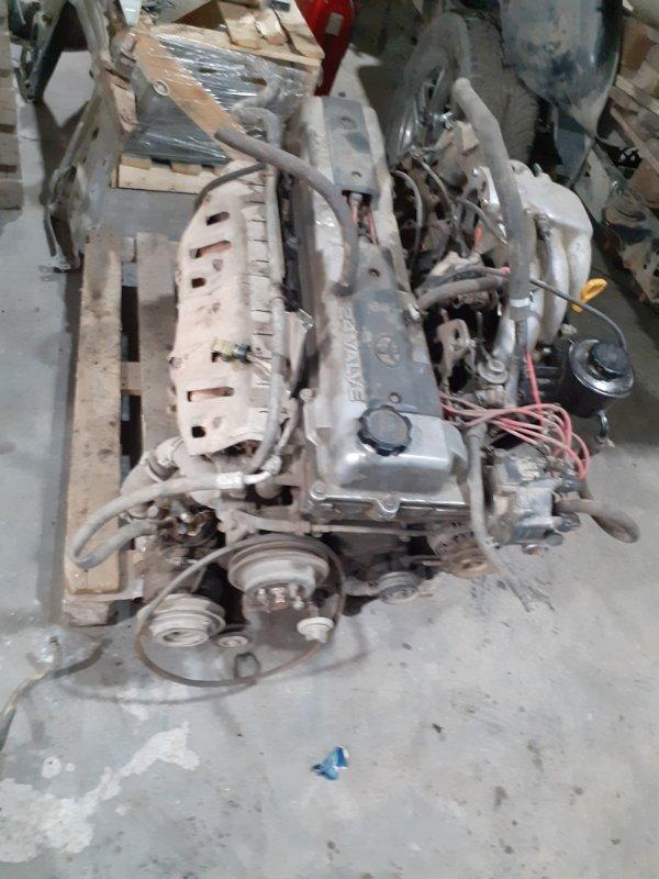 Двигатель Toyota Land Cruiser 80 1FZFE (б/у)