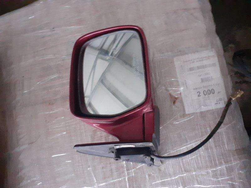 Зеркало заднего вида Toyota Land Cruiser 80 переднее правое (б/у)