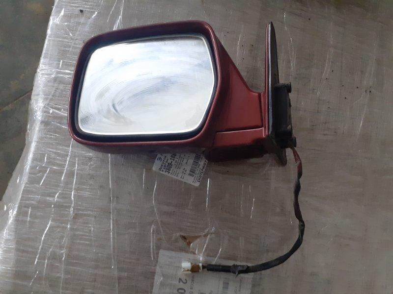 Зеркало заднего вида Toyota Land Cruiser 80 переднее левое (б/у)