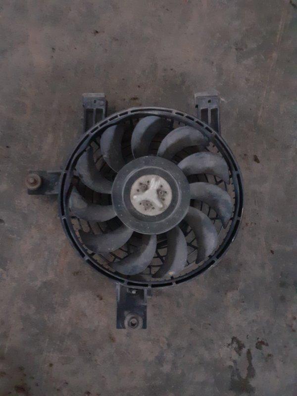 Диффузор радиатора охлаждения Toyota Land Cruiser 100 2UZFE (б/у)
