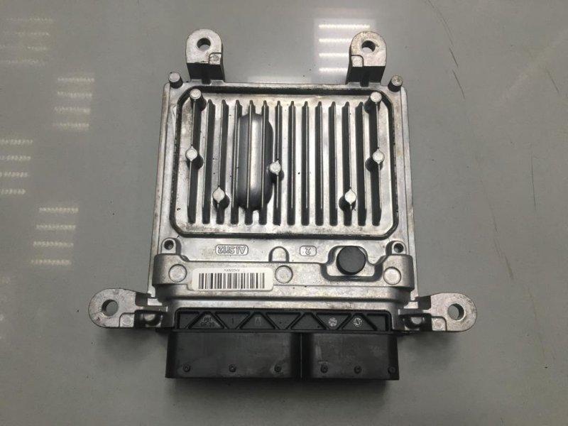 Блок управления двигателем Mercedes E Class W212 2.2 CDI   651 2010 (б/у)