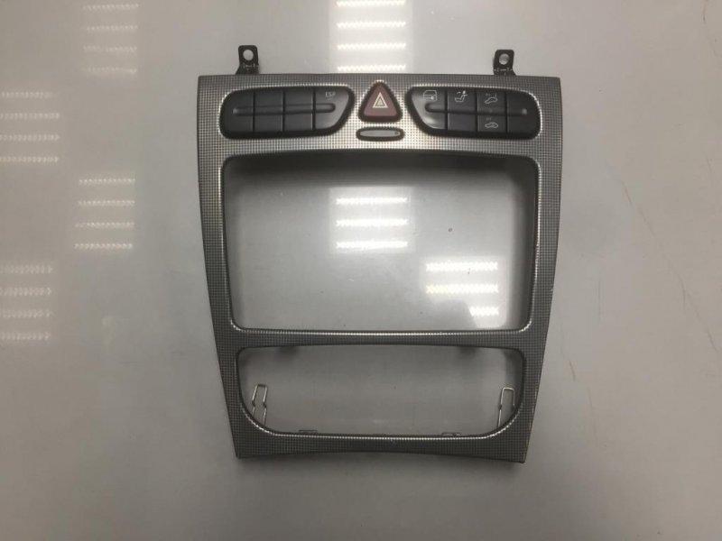 Кнопка аварийной сигнализации Mercedes C Class W203 (б/у)