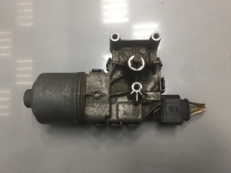 Моторчик стеклоочистителя Mazda 3 Bk (б/у)