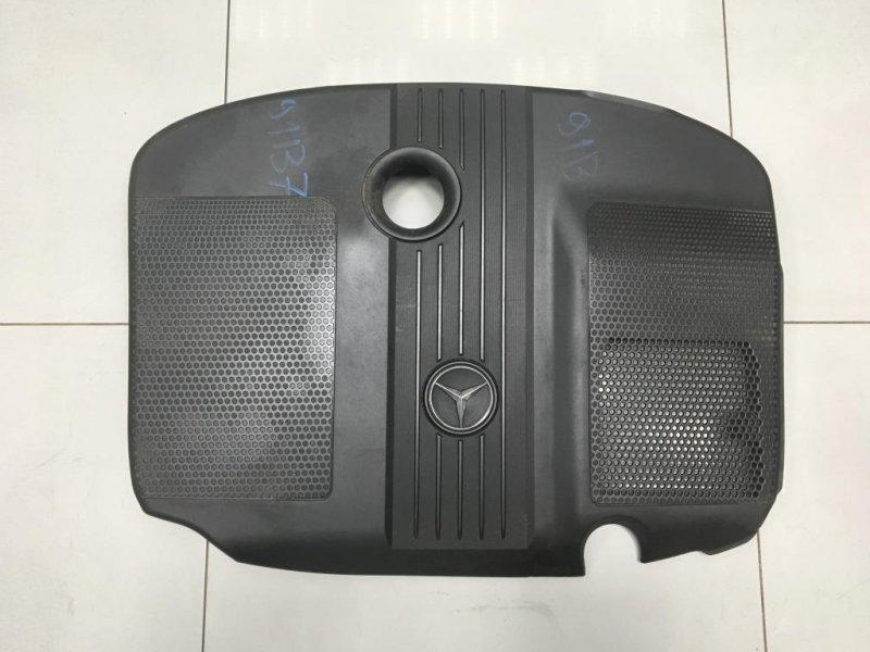 Накладка двигателя Mercedes E Class W212 2.2 CDI   651 2010 (б/у)