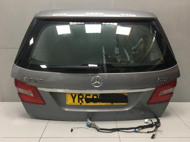 Крышка багажника Mercedes E Class W212 2.2 CDI   651 2010 (б/у)