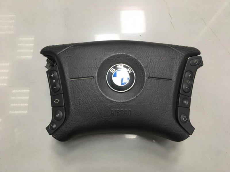 Подушка безопасности в руль Bmw X5 E53 (б/у)