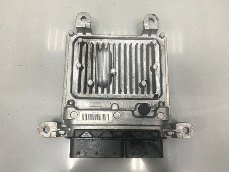 Блок управления двигателем Mercedes C Class W204 651.911 2010 (б/у)