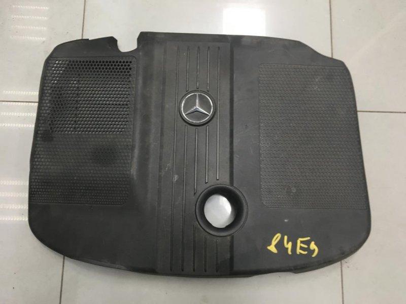 Накладка двигателя Mercedes C Class W204 651.911 2010 (б/у)