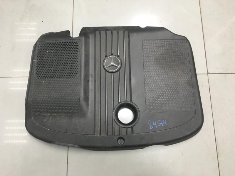 Накладка двигателя Mercedes C Class W204 2 2013 (б/у)