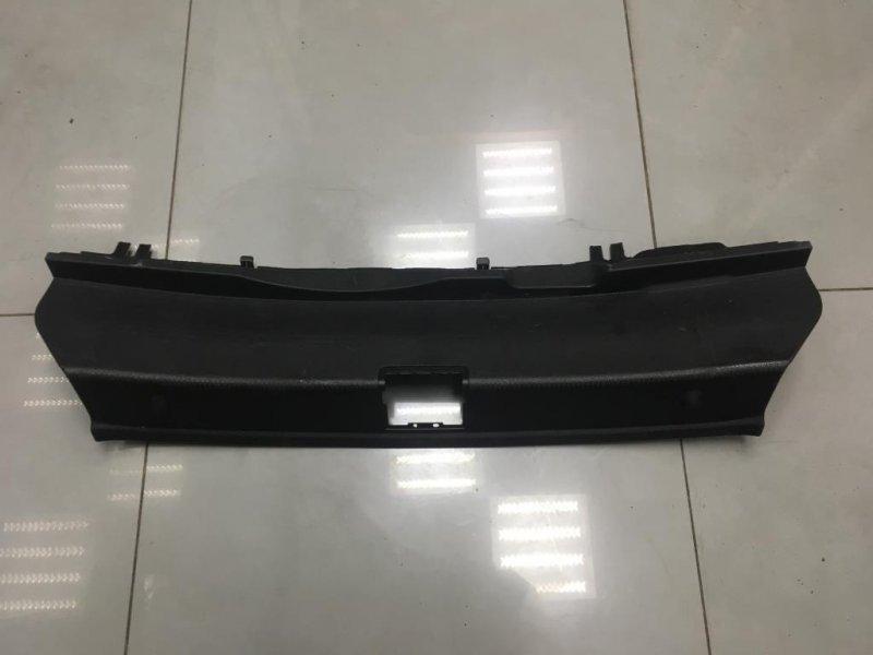Обшивка багажника Mercedes C Class W204 2 2013 (б/у)