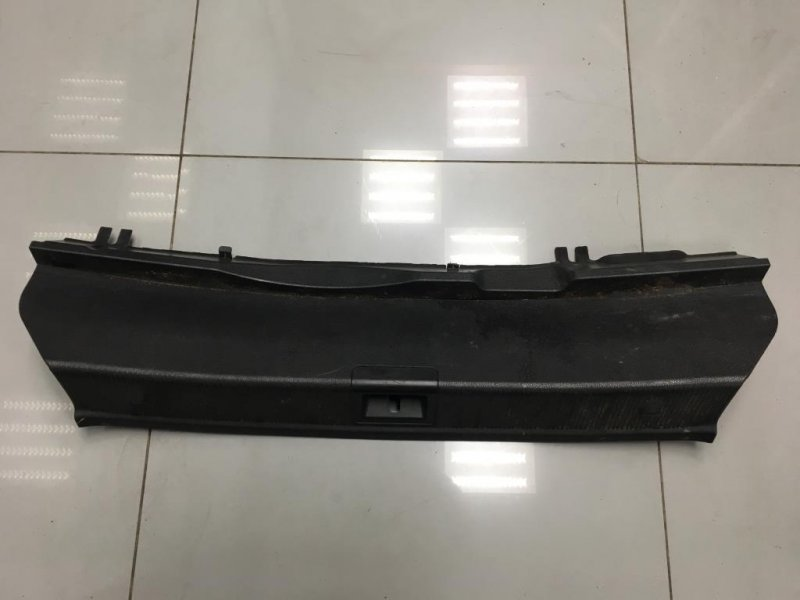 Обшивка багажника Mercedes C Class W204 651.911 2010 (б/у)