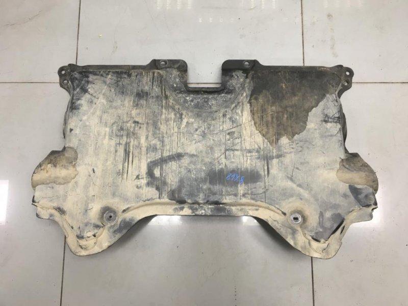 Защита пыльник двигателя Mercedes C Class W204 2 2012 (б/у)