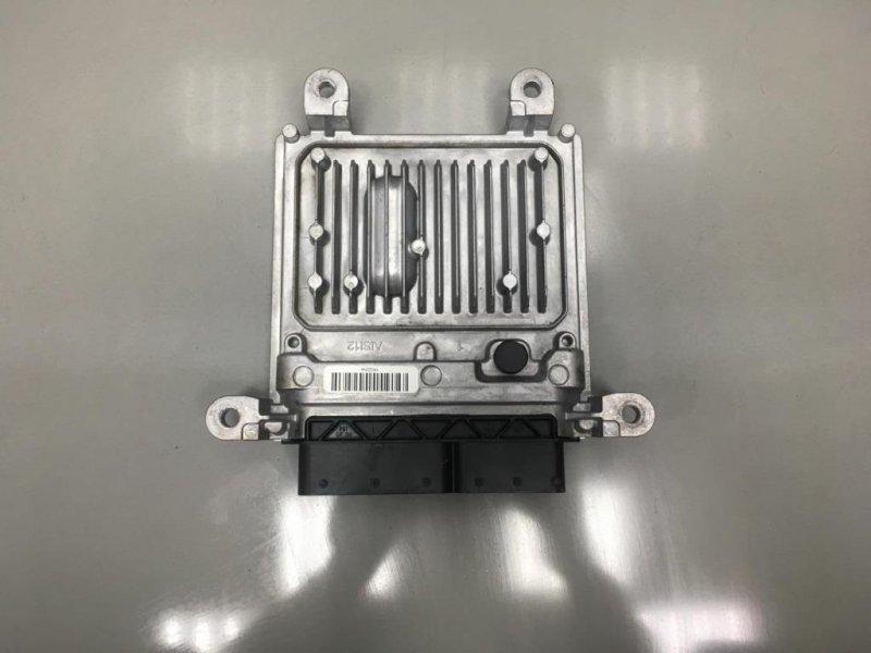Блок управления двигателем Mercedes C Class W204 2 2012 (б/у)
