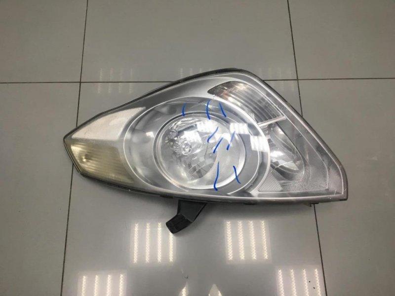 Фара Hyundai Starex H1 2 2009 левая (б/у)
