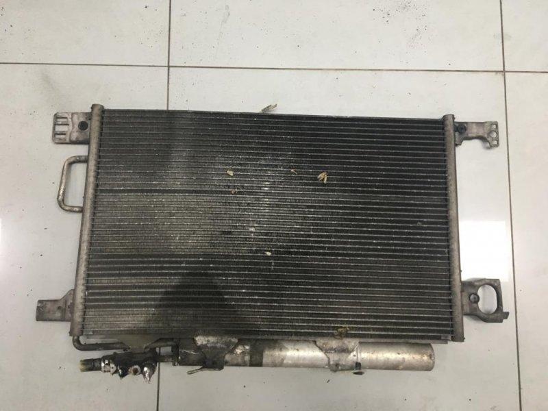 Радиатор кондиционера Mercedes C Class W203 2 2006 (б/у)