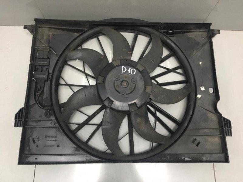 Вентилятор радиатора Mercedes E Class W211 3.0 2005 (б/у)