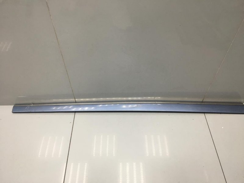Молдинг двери Mercedes E Class W211 передний левый (б/у)