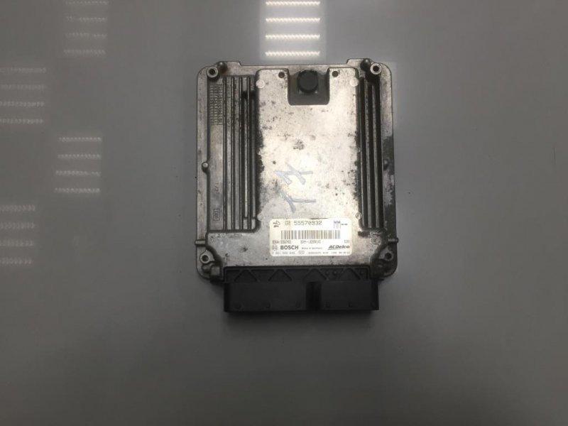 Блок управления двигателем Opel Insignia 2.0 2009 (б/у)