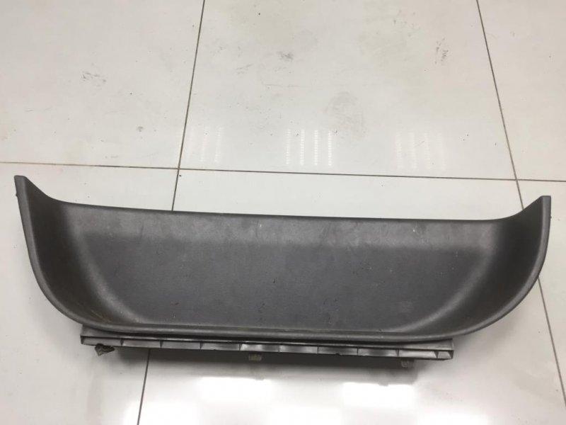Накладка порога внутренняя Hyundai Starex H1 2 2011 передняя левая (б/у)