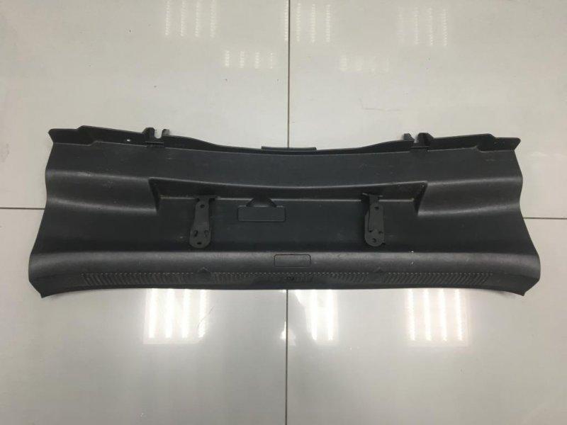 Обшивка багажника Skoda Octavia A5 1 2005 (б/у)