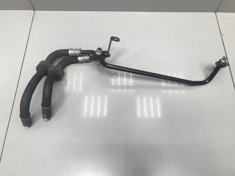 Трубка системы охлаждения акпп Audi A6 C6 3.0 2010 (б/у)