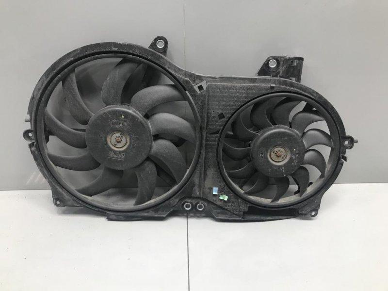Вентилятор радиатора Audi A6 C6 3.0 2010 (б/у)