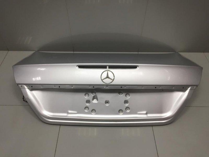 Крышка багажника Mercedes E Class W211 2 2006 (б/у)