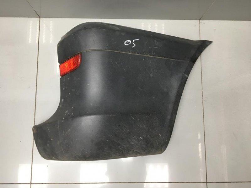 Накладка бампера Mercedes V Class VITO/VIANO-(639) 2003-2014 2 2004 задняя правая (б/у)