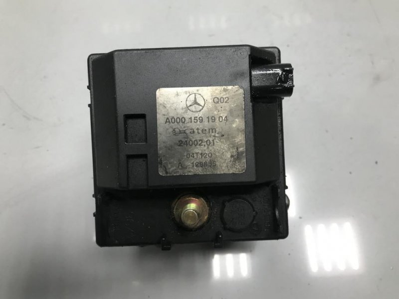 Отопитель дополнительный Mercedes (б/у)