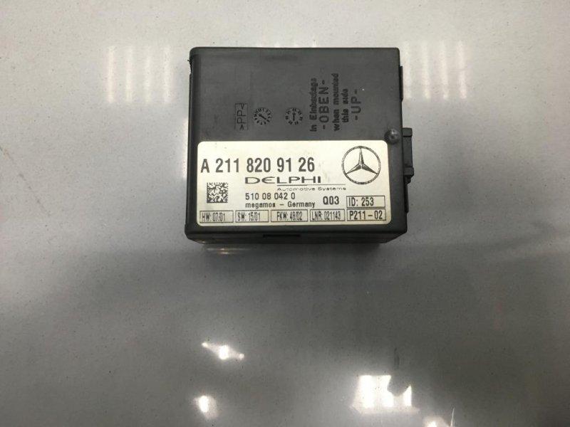 Блок управления центральным замком Mercedes C Class W203 1 2004 (б/у)