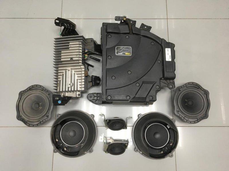 Комплект музыки Mazda Cx 9 3.7 2009 (б/у)