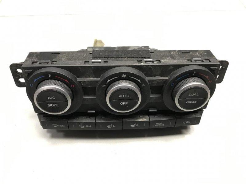 Блок управления печкой климатом Mazda Cx 9 3.7 2009 (б/у)
